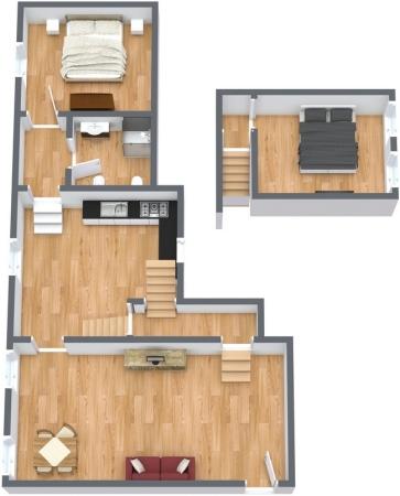 Planimetría Apartamento N.139