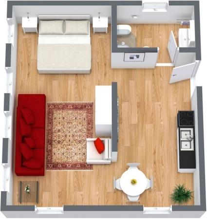 Planimetría Apartamento N.145