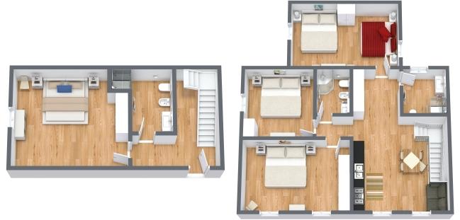 Planimetría Apartamento N.342