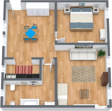 Planimetría Apartamento N.349