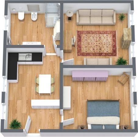 Planimetría Apartamento N.183
