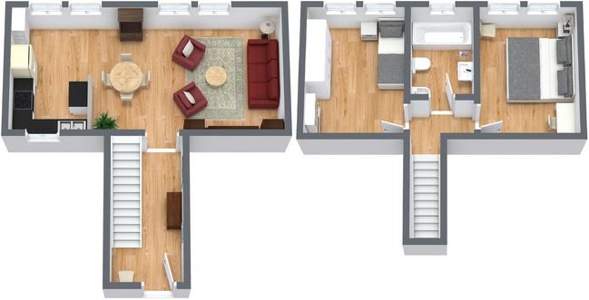Planimetría Apartamento N.186