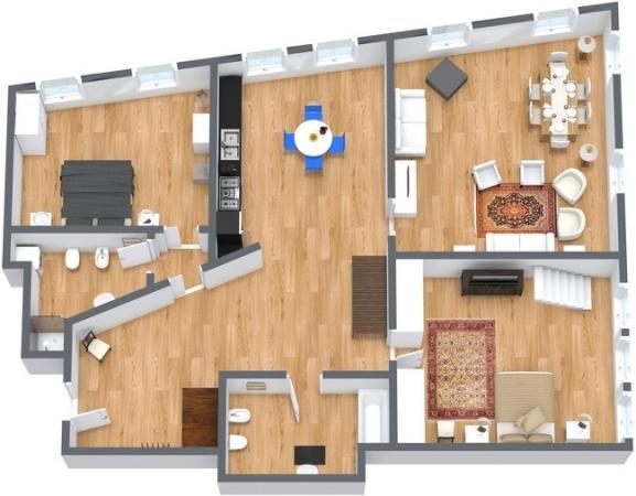 Planimetría Apartamento N.20