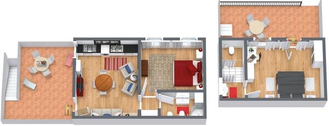 Planimetría Apartamento N.241