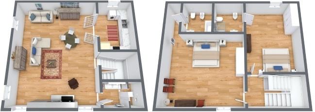 Planimetría Apartamento N.245