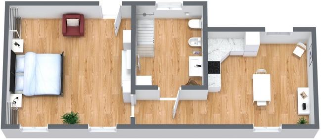 Planimetría Apartamento N.273