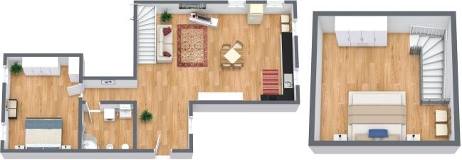 Planimetría Apartamento N.309