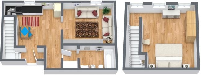 Planimetría Apartamento N.324