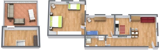 Planimetría Apartamento N.441